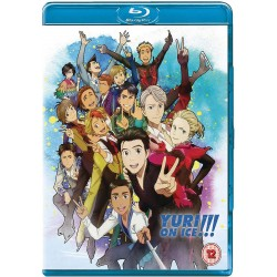 Yuri!!! On ICE Collection...