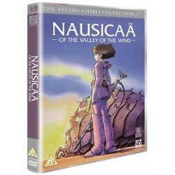 Nausicaa of the Valley of...