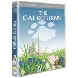 The Cat Returns (PG) DVD