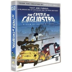 The Castle of Cagliostro...