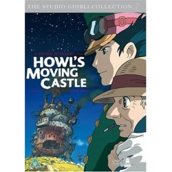 Howl's Moving Castle (PG) DVD