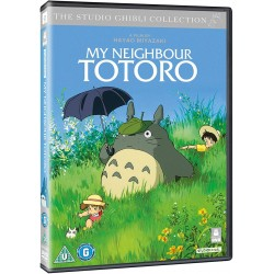 My Neighbour Totoro (PG) DVD