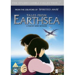 Tales From Earthsea (PG) DVD