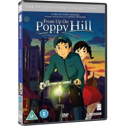 From Up On Poppy Hill (U) DVD