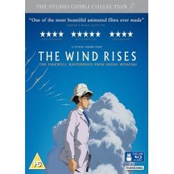 The Wind Rises - Combi (PG)...