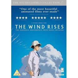 The Wind Rises (PG) DVD