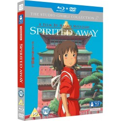 Spirited Away - Combi (PG)...