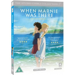 When Marnie Was There (U) DVD