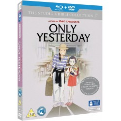 Only Yesterday - Combi (PG)...