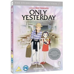 Only Yesterday (PG) DVD