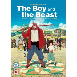 The Boy and the Beast (12) DVD