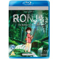 Ronja the Robber's Daughter...