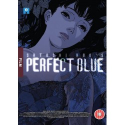 Perfect Blue (18) DVD