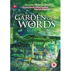 Garden of Words (12) DVD