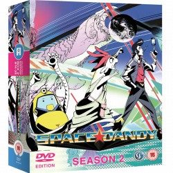 Space Dandy Season 1 -...