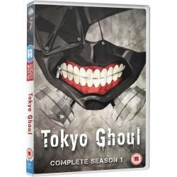 Tokyo Ghoul Season 1...