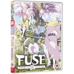 FUSE (15) DVD