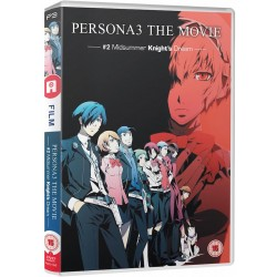 Persona 3 - Movie 2 (12) DVD