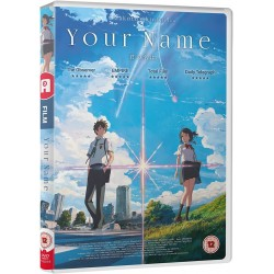 Your Name (12) DVD
