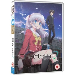 Charlotte - Part 1 (15) DVD