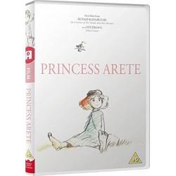 Princess Arete (PG) DVD