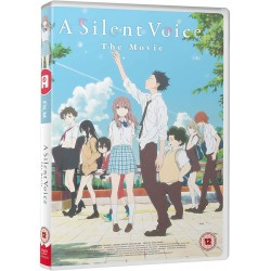 A Silent Voice (12) DVD