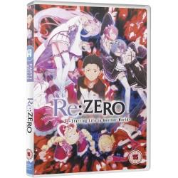 Re:ZERO - Part 1 (15) DVD