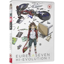 Eureka Seven - Hi-Evolution...