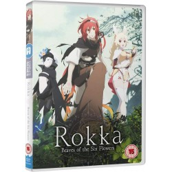 Rokka - Braves of the Six...