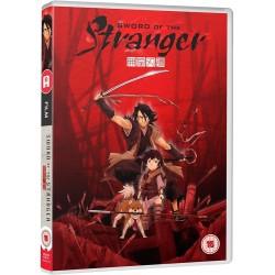 Sword of the Stranger (15) DVD