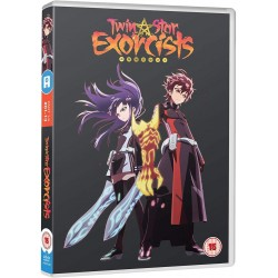 Twin Star Exorcists - Part...
