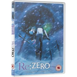 Re:ZERO Part 2 (15) DVD