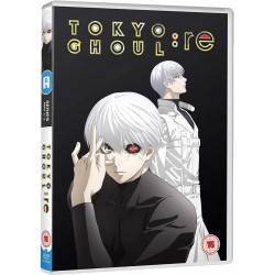 Tokyo Ghoul: re - Part 2...