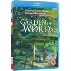 Garden of Words (12) Blu-Ray