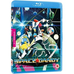 Space Dandy - Season 1...