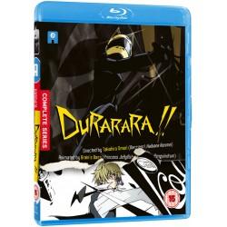 Durarara!!! Season 1...