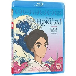 Miss Hokusai (12) Blu-Ray