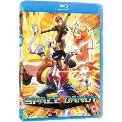 Space Dandy Seasons 1 & 2...