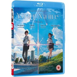 Your Name (12) Blu-Ray