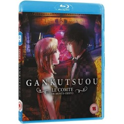 Gankutsuou - Count of Monte...