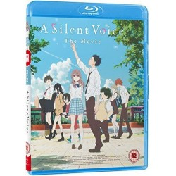 A Silent Voice (12) Blu-Ray