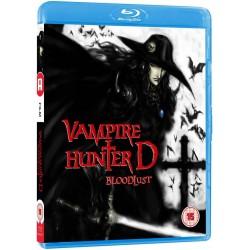 Vampire Hunter D: Bloodlust...