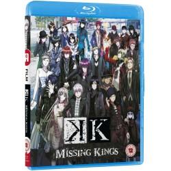 K - Missing Kings (12) Blu-Ray