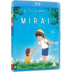 Mirai (PG) Blu-Ray