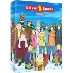 Silver Spoon Season 2 -...