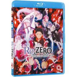 Re:ZERO - Part 1 (15) Blu-Ray