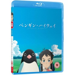 Penguin Highway (12) Blu-Ray