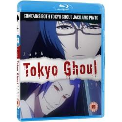 Tokyo Ghoul - Jack & Pinto...