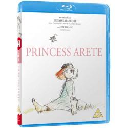 Princess Arete (PG) Blu-Ray