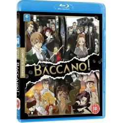 Baccano - Series Collection...